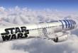Le Jet de All Nippon Airways décoré aux couleurs de Star Wars fera escale à Taipei samedi