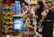Les ventes dans les supermarchés de Taiwan ont augmenté de 10% en Mars