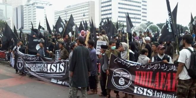 L'Etat Islamique chercherait à développer son califat en Asie du Sud-Est