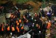 Coulée de boue au Fujian, au moins 30 personnes disparues, probablement enterrées