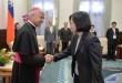 Tsai Ing-wen a déjà rencontré 30 délégations étrangères depuis vendredi