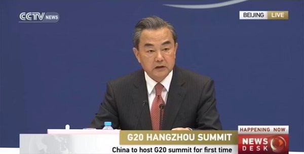 La Chine prévient, si le G7 s'en mêle, les tensions en Mer de Chine pourraient s'aggraver
