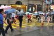 L'alerte typhonique à Hong Kong rétrogradée