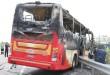 Un feu tue 26 personnes dans un bus de tourisme chinois à Taoyuan