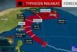 L'alerte au typhon Malakas est levée, les réparations commencent