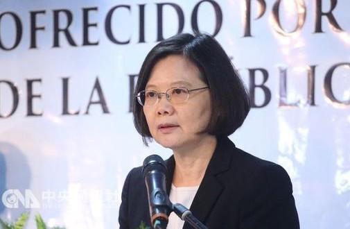 Tsai Ing-wen félicite Donald Trump après sa victoire présidentielle